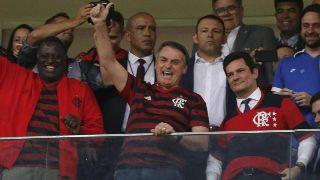 Bolsonaro Hizo Lo Que No Tenía Que Hacer Tiró Una Frase Que