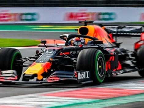 Qué canal transmite el GP de México de Fórmula 1