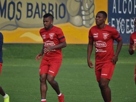 Bryan Angulo es citado por Ecuador para la fecha FIFA de noviembre