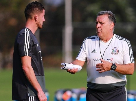 Oficial: Hiram Mier es baja en la Selección de México por lesión