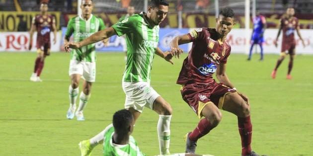 Qué canal transmite Deportes Tolima vs. Atlético Nacional por la Liga Águila   Bolavip