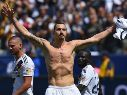 Zlatan se despidió de Los Angeles Galaxy a lo Ibrahimovic: