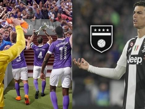 La Juventus cambiará su nombre en el Football Manager