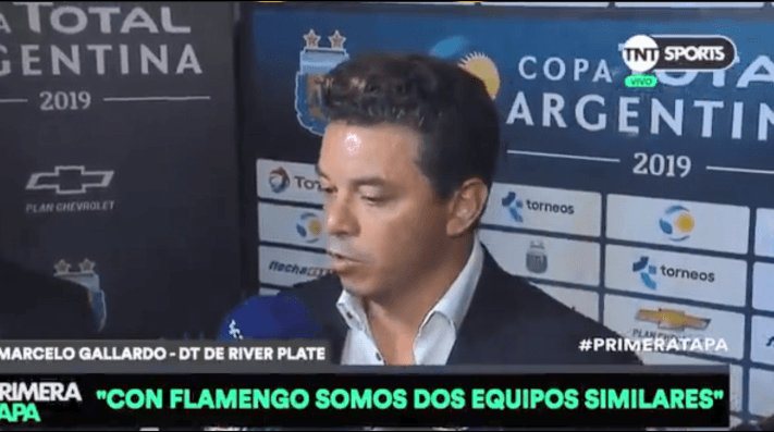 Agarrate, Flamengo: