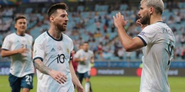 Ver en VIVO Argentina vs. Brasil por el amistoso fecha FIFA | Bolavip