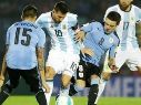 Argentina vs. Uruguay EN VIVO ONLINE por el amistoso fecha FIFA
