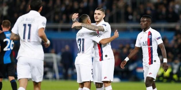 Ver en VIVO PSG vs. Lille por la Ligue 1 | Bolavip