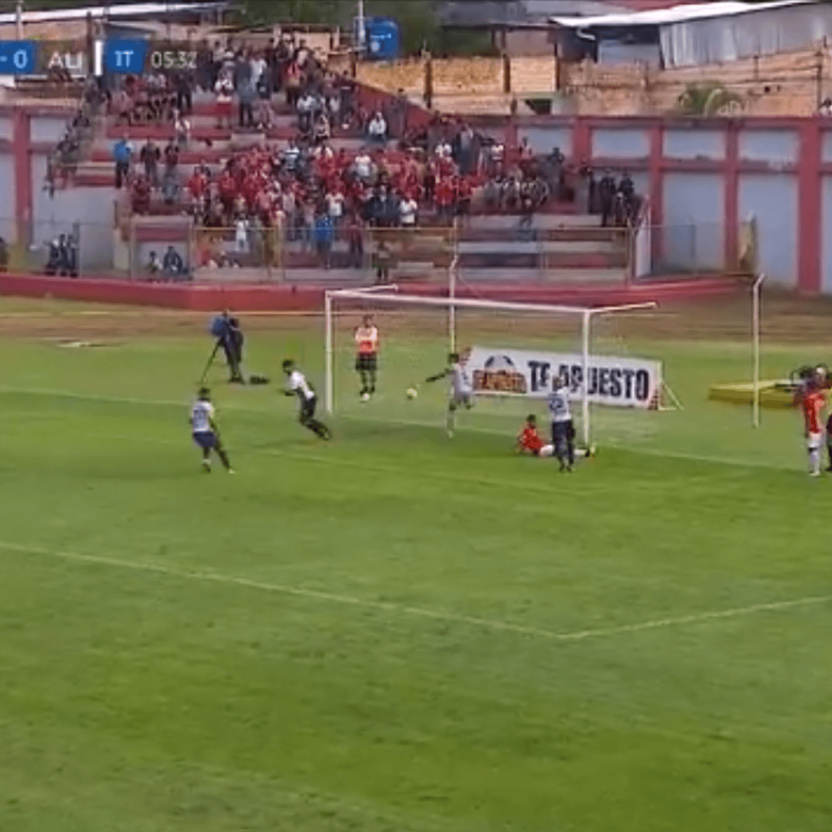 Con Esto Campeona Carlos Beltran Metio El Primer Gol Para