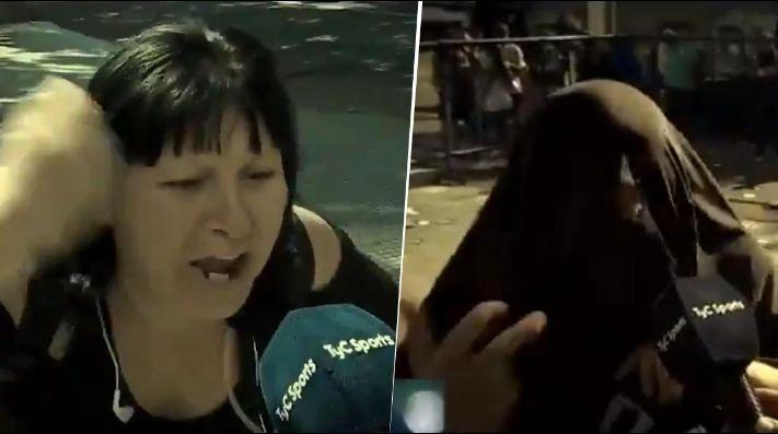 Video: mutantes de Boca celebraron sin parar la derrota de River