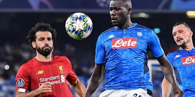 EN VIVO: Liverpool vs. Napoli por la Champions League | Bolavip