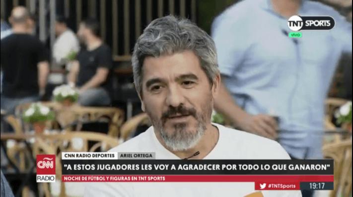 Ortega: