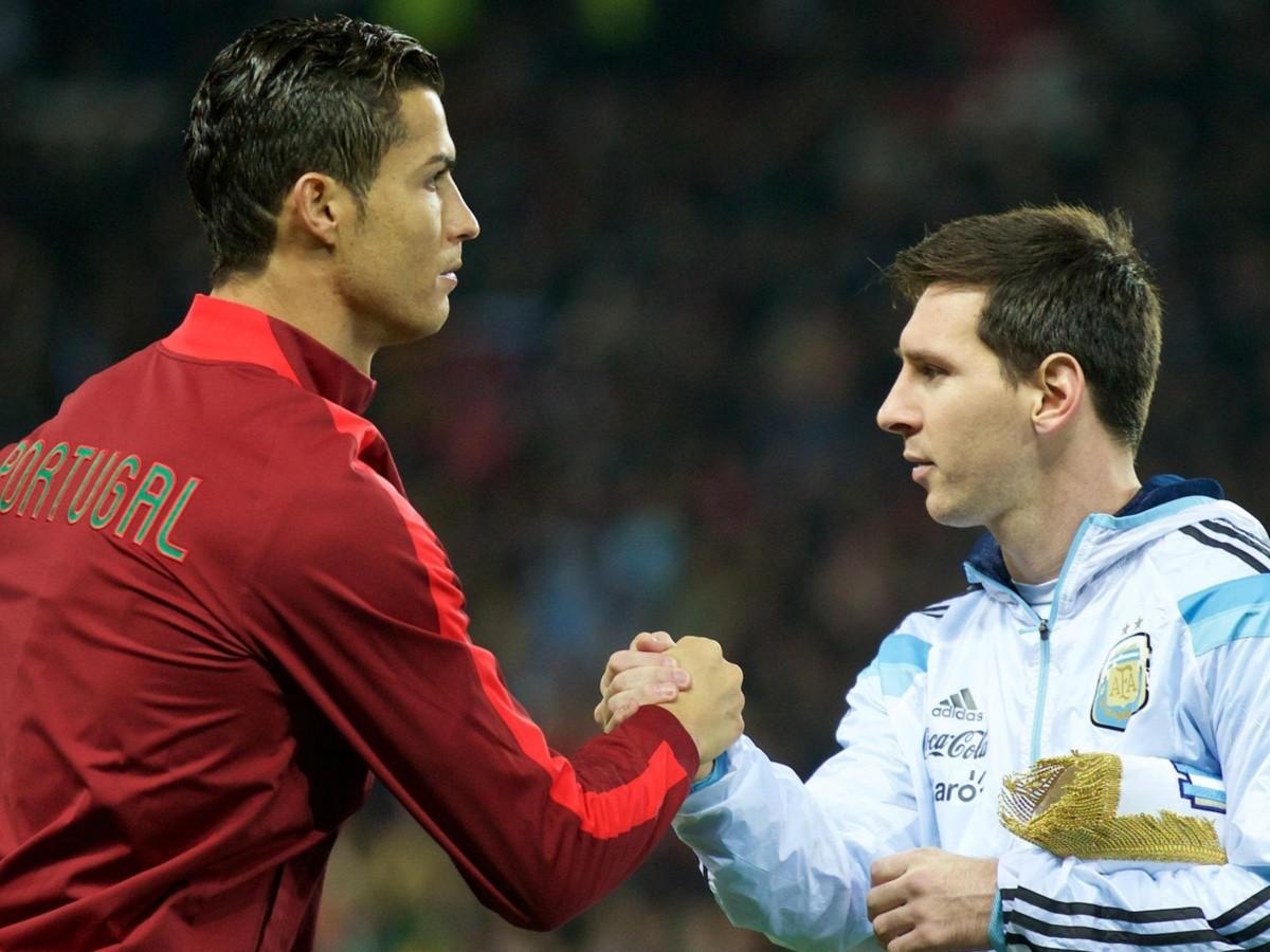 Lionel Messi Y Cristiano Ronaldo Los Unicos 14 Futbolistas Que Han Jugado Con Ambos Cracks Bolavip