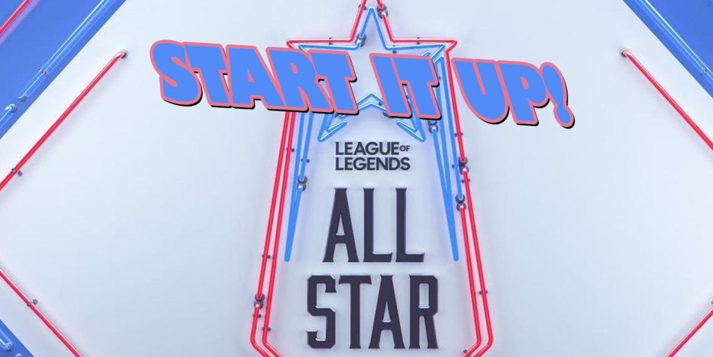 Riot lanza Start It Up ¡Canción oficial del  League of Legends All-Star 2019!