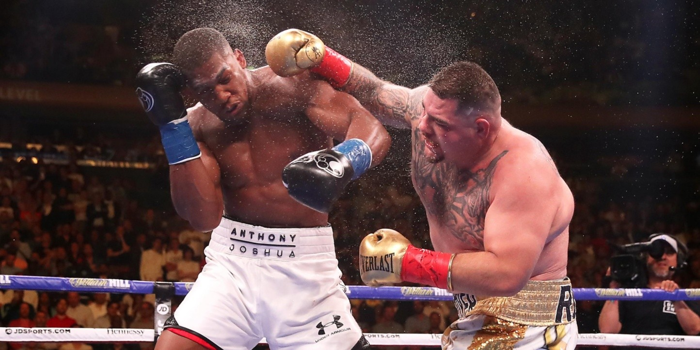 Una fortuna: el valor de los boletos para la revancha entre Andy Ruiz y Anthony Joshua