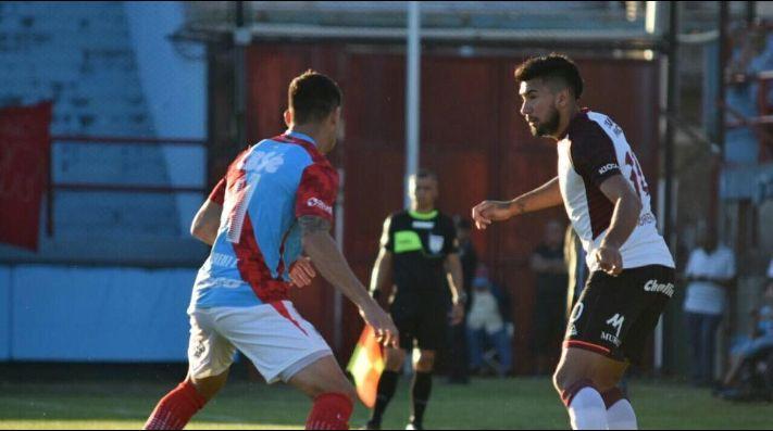 Empate 1-1 en el estadio Julio Humberto Grondona.