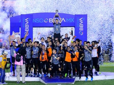 ¡Alebrijes es el nuevo Campeón del Ascenso MX!