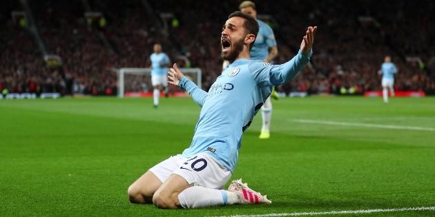 Manchester City y Manchester United protagonizan un nuevo clásico en la jornada 16 de la Premier League | Bolavip