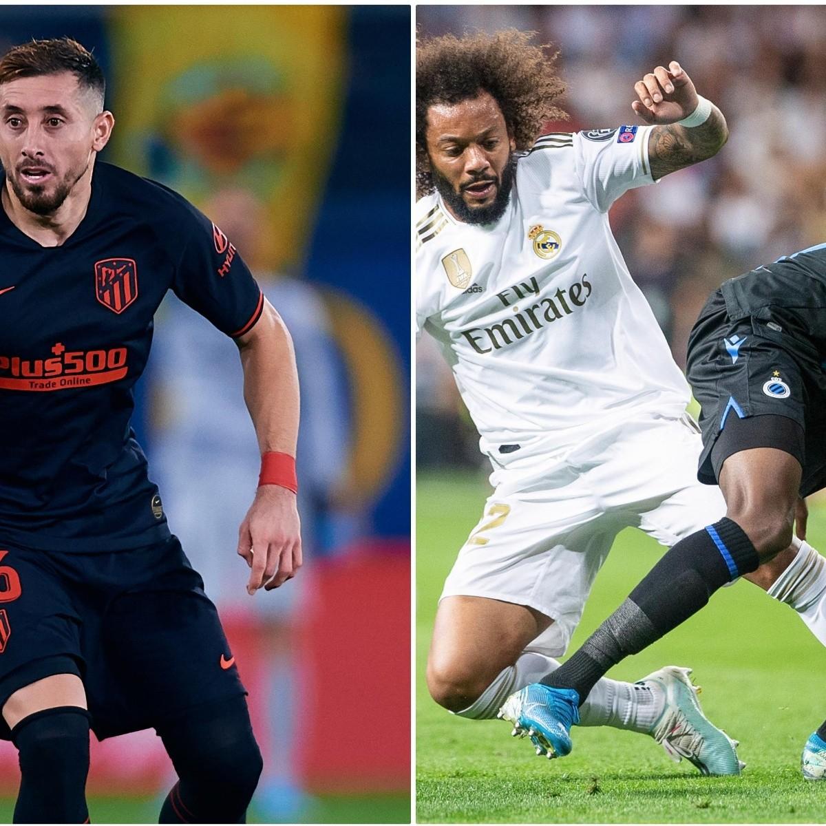 Pronostico Atletico De Madrid Con Lokomotiv Y Brujas Ante Real