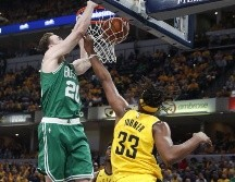Gordon Hayward, Myles Turner