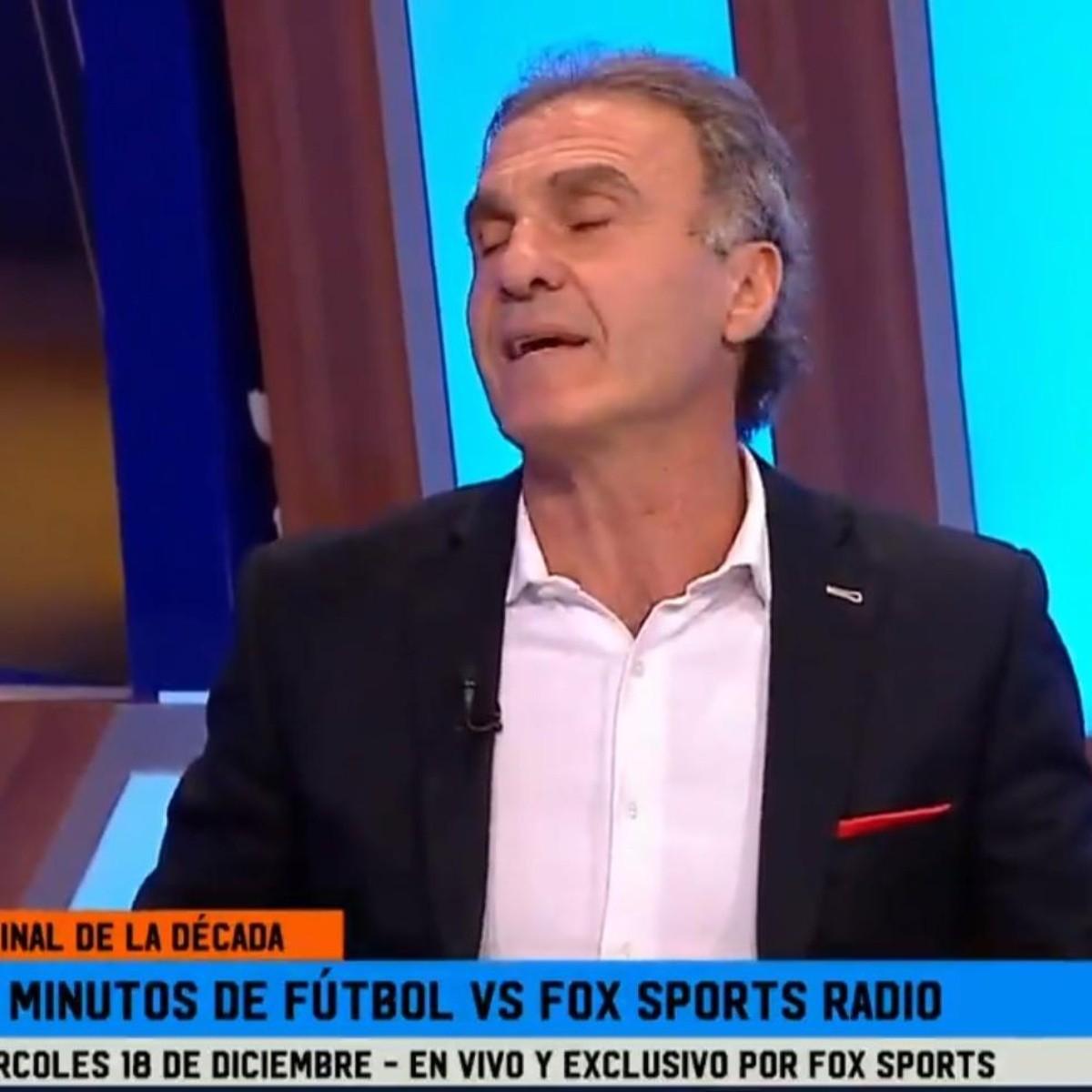 90 Minutos De Futbol En Vivo Por Internet ruggeri hizo estallar a todo 90 minutos con sus anécdotas