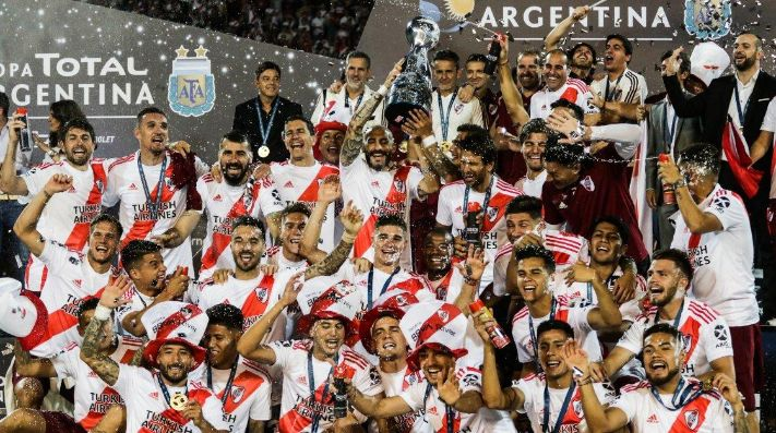 Un nuevo título para Gallardo: ¡River es campeón de la Copa Argentina!