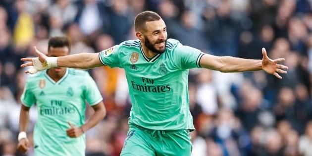Empate agónico de Real Madrid contra Valencia para volver a alcanzar a Barcelona | Bolavip