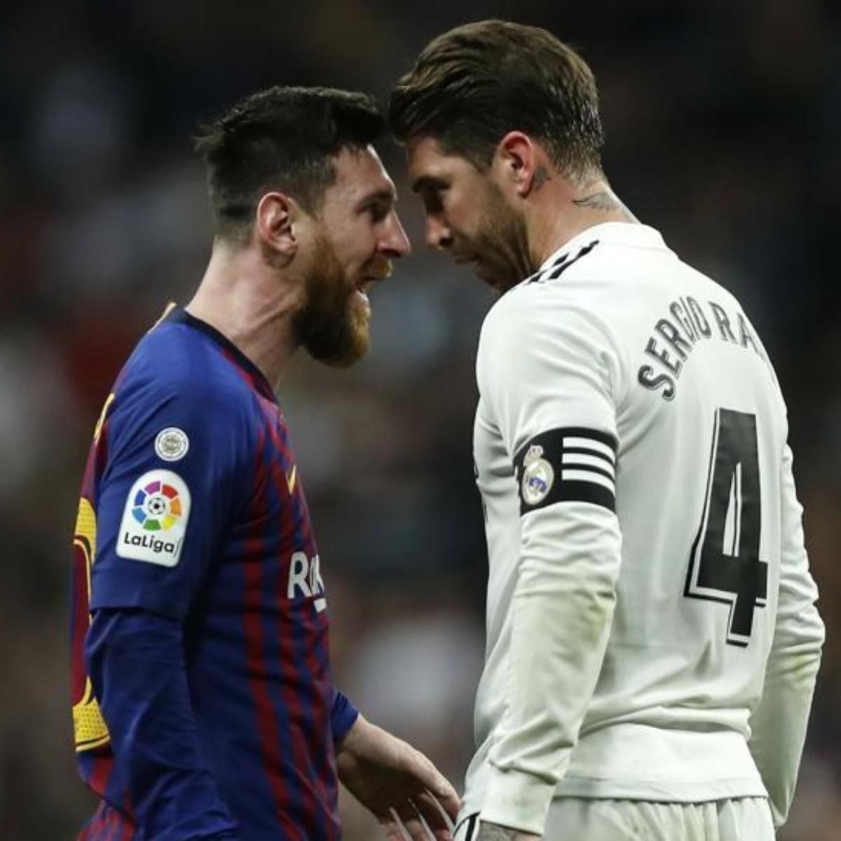 A Que Hora Juega Barcelona Vs Real Madrid Por La Liga Bolavip