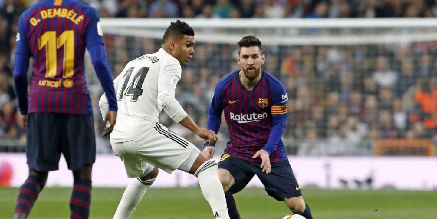 Image Result For En Vivo Barcelona Vs Real Madrid En Vivo James