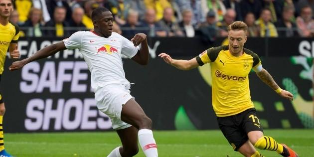Qué canal transmite Borussia Dortmund vs. Leipzig por la Bundesliga | Bolavip