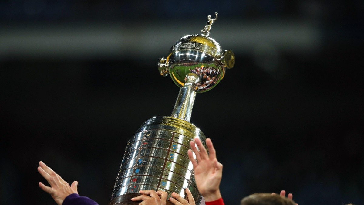 Resultado de imagen de conmebol copa libertadores