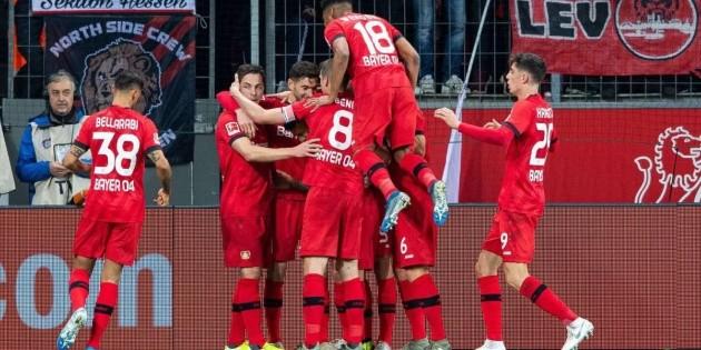 Qué canal transmite Bayer Leverkusen vs. Hertha Berlin por la Bundesliga | Bolavip
