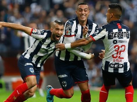 Los 10 mejores goles de Rayados en el torneo Apertura 2019