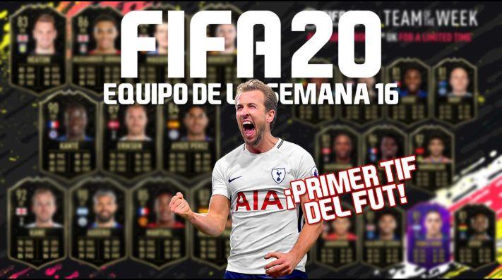 FIFA 20 abre el año con el mejor TOTW en lo que va del Ultimate Team