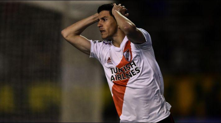 River rechazó el primer ofertón por Nacho Fernández