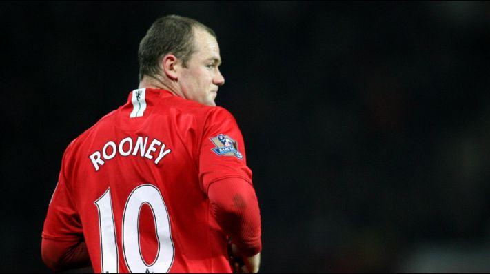 Foto de Wayne Rooney, exjugador de Manchester United.