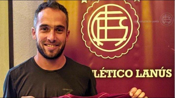 Refuerzo de lujo: Belluschi se convirtió en nuevo jugador de Lanús