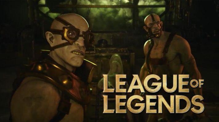 Primer vistazo al rework de Volibear y nueva cinemática de League of Legends