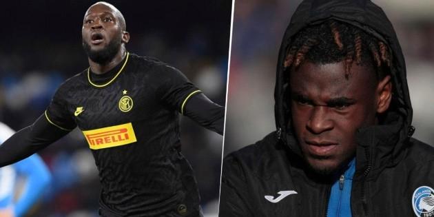 Chocan dos tanques: Zapata vs. Lukaku, el duelo que todos esperan en la Serie A | Bolavip