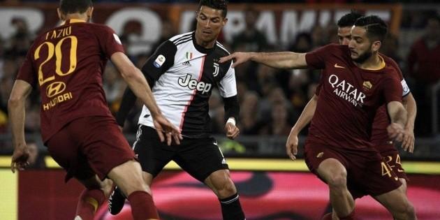 Roma vs. Juventus EN VIVO ONLINE por la Serie A | Bolavip