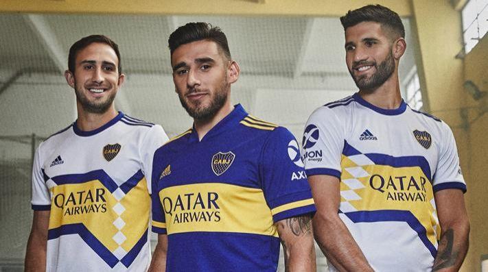 El récord que Real Madrid tenía desde 1998 y Boca rompió con su nueva camiseta Adidas