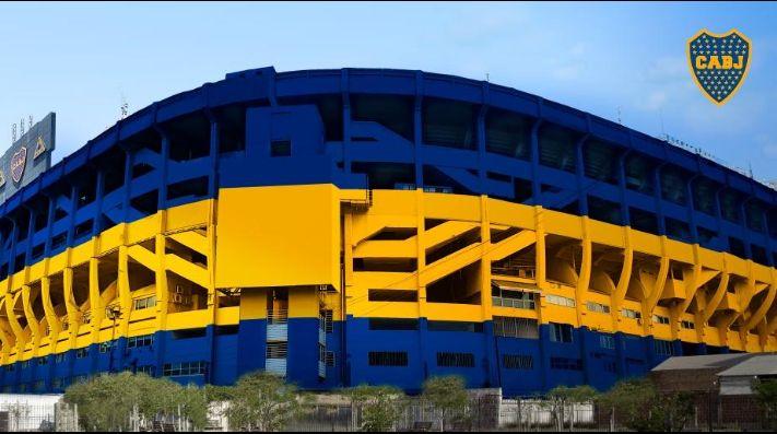 La Bombonera, renovada: Boca firmó un convenio para que la pinten gratis