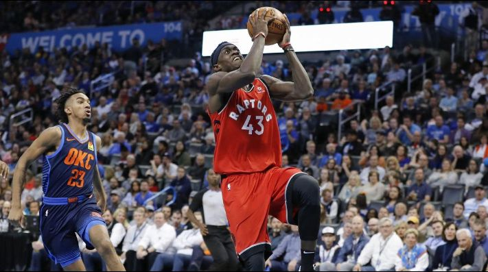 Toronto Raptors vs. Oklahoma City