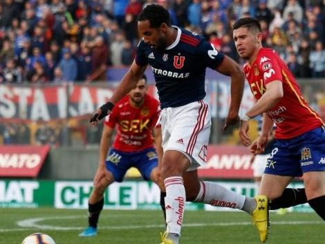 Día y Horario Universidad de Chile vs. Unión Española por la Copa Chile