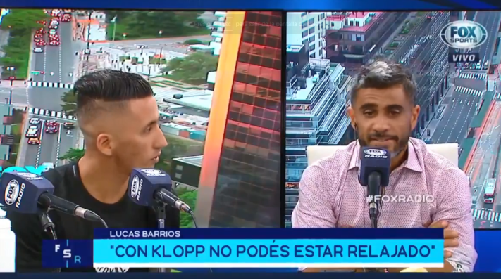 Bulos tiró la de Vignolo: le preguntó a Barrios si le gustaría ir a Boca