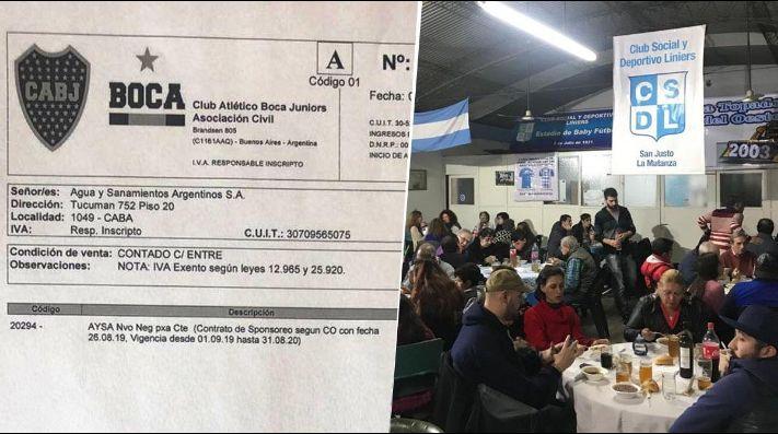 Se picó: Liniers se la pudrió toda a AySA y Boca