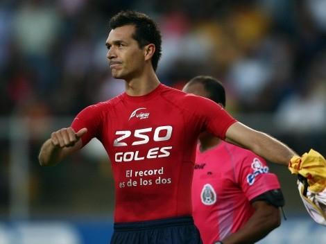 Los máximos goleadores en la historia de la liga mexicana