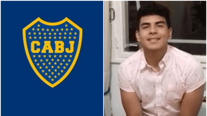 Boca se solidarizó con la familia del chico asesinado en Villa Gesell