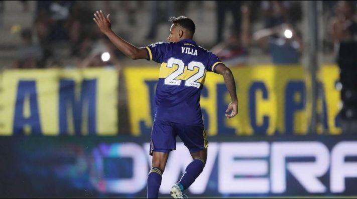 Closs Continental: la oferta que rechazó Boca por Sebastián Villa