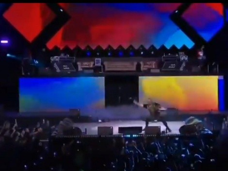 Video: Misionero abrió la God Level con un hermoso resbalón