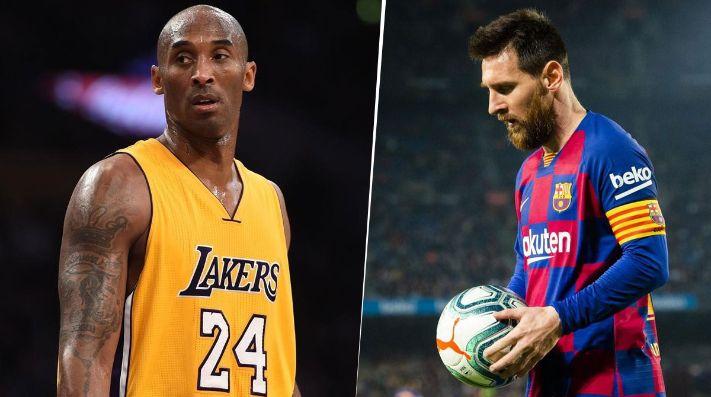 El posteo de Messi ante la muerte de Kobe Bryant: